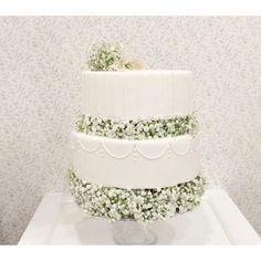 Wedding Cake , tarta de Boda #madewithstudio