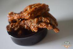 Extrém ételek: kínai főtt csirkeláb (Dim Sum) #dimsum #sousvide #chickenleg #special #chinese #extreme
