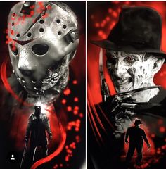 Jason vs. Freddy........
