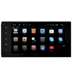 For 1024*600 Android Car Radio GPS for Toyota Hilux yaris VIOS Camry Corolla Prado RAV4 Prado BT 3G  WIFI 1.6GHZ Dual Core SWC #Affiliate