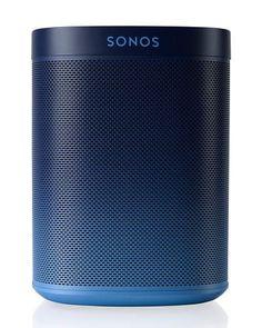 Sonos's New Speaker Celebrates Jazz With A Beautiful Blue Gradient Audiophile, Color Plan, Speaker Design, Sonos, Material Design, Minimal Design, New Technology, Business Design, Industrial Design