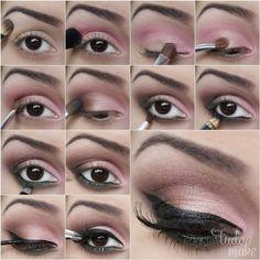 Os 10 melhores tutoriais de maquiagem - Tudo Orna | Maior blog de moda, beleza e cinema de Curitiba PR