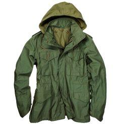 Ultra Force M 65 Field Jacket Olive Drab 5XL
