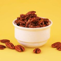 Not only are these Rum Glazed Spiced Pecans perfectly seasoned for the holidays and totally delicious, they'll make your house smell insanely good! This is View More