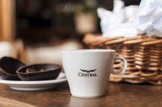 Delicioso café después de festejar pascuas