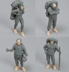 Marx, Mao, Lenin and Thoreau action figures...MY KIDS WILL HAVE THESE!!!