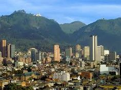 #Bogota capital of  #Colombia. For My handmade greeting cards visit me at My Personal blog: http://stampingwithbibiana.blogspot.com/