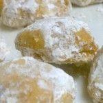 NFCA Pumpkin Snowball Cookies – Gluten Free! Sounds interesting I did not know vanilla had gluten???