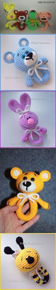 Regalo crochetero para bebés.