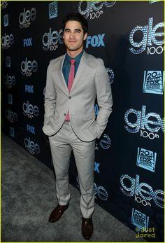 Darren Criss: Glee 100th Celebration