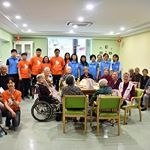 Our RLE China office organized a fantastic event for Shanghai's First Center of Elderly, celebrating the upcoming tradition of the Mid-Autumn Festival, also known as the Moon Festival. Mid Autumn Festival, Office Organization, Shanghai, Blessed, Campaign, Moon, China, Culture, Traditional