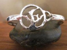 Ib Designs Sterling Silver Elkhorn Bracelet