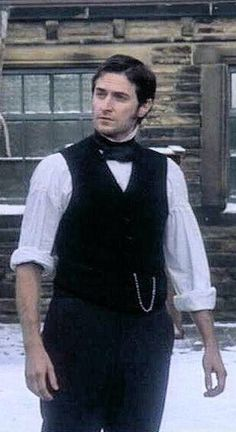 "According to the UK's Independent: ""Ladies Beware"" and ""Richard Armitage strode manfully into ""North and South."" That he did. And he also forever ruined every women on earth for any other man. (except Eric Bana - I'm still all about him, too...)"