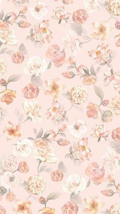 Flowery Wallpaper, Flower Phone Wallpaper, Iphone Background Wallpaper, Trendy Wallpaper, Computer Wallpaper, Pretty Wallpapers, Colorful Wallpaper, Aesthetic Iphone Wallpaper, Cartoon Wallpaper