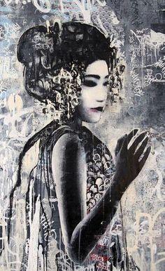Artist: Hush #streetart