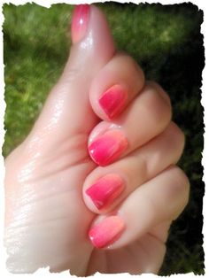 Peach & Pink summer gradient :)