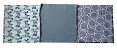 How to sew a bento bag step 2