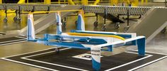 Amazon Gets Permission from UK to Explore Drone Deliveries