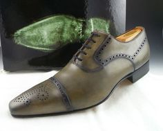 Magnanni Olive, Love these shoes.