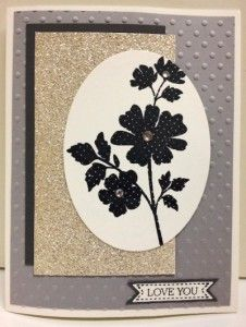 Handmade card using Gifts of Kindness and Itty Bitty Banners stamp sets from Stampin' Up!
