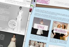 Managed email marketing services provided to the National Wedding Show Email including design, delivery, analysis and consultation