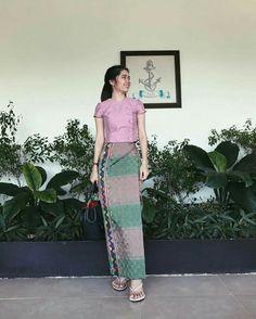 Myanmar dress ❤