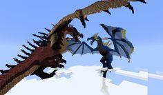 dragons minecraft | minecraft dragon