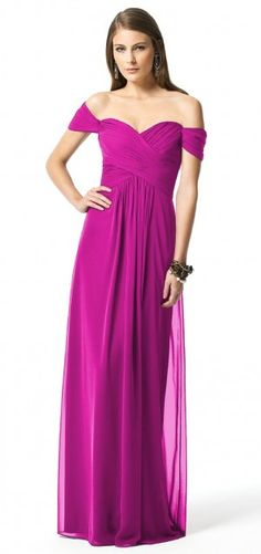 DESSY BRIDESMAIDS DRESS  STYLE 2844  $252.00
