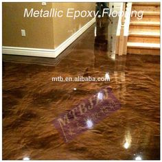 Clear Epoxy Resin For Wood Floors
