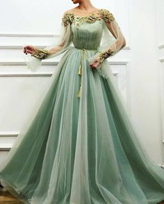 b3d89f736e2 8 Best Green and gold dress images