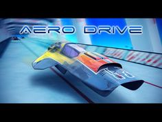 Aero Drive - Infinite racer mobile casual #gametrailer #aerodrive #speed