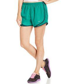 Nike Dri-FIT Tempo Running Shorts - Shorts - Women - Macy's