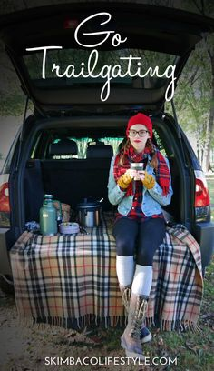Go trailgating! Take the party outdoors and bring your lunch for hikes and have god old tailgating by the trail!