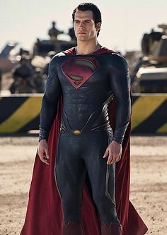 'Man of Steel': 5 Reasons Why Henry Cavill Is Perfect As Superman