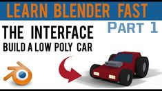 Blender Basics - Part 1 | The Interface | Quick and Easy
