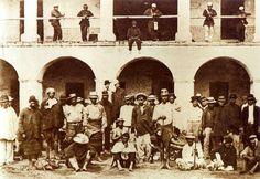 Relíquias de um conflito do século XIX: 15 raras fotografias da Guerra do Paraguai - História Ilustrada