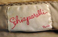 Elsa Schiaparelli 50's - 60's Pink Label from Fur Coat