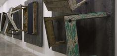 Jannis Kounellis Entryway Tables, Contemporary Art, Objects, Sculpture, Furniture, Home Decor, Homemade Home Decor, Sculpting, Home Furnishings