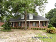 Price Reduced $10K on this 4 Bed 3 Bath 2,852 Sqft West Mobile Foreclosure. Price is now $169,900 ($59.57/sqft)