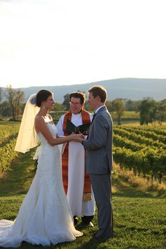 Ceremony Breaux Vineyard