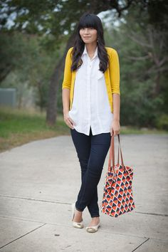 Love this…maybe a softer yellow!