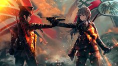 Wallpaper - Battlefield 1 -Anime Art [Wallpaper Engine Anime] - My CMS Anime Witch, Anime Wallpaper Live, 1080p Wallpaper, Animes Wallpapers, Live Wallpapers, Kawaii Anime Girl, Anime Art Girl, Fanarts Anime, Manga Anime