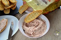 Deliciosa receta de Paté de Jabugo de Disfrutando de la Cocina