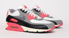 I own these bad boys--Nike Air Max 90 OG Infrared 2013