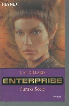 Enterprise Suraks Seele - Buch, Roman, Star Trek, Science Fiction