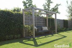 Pergola Metalicas Design - Pergola Patio With TV - Pergola Walkway To Garage - Backyard Pergola Design - Outdoor Pergola Attached To House - Diy Pergola, Building A Pergola, Small Pergola, Pergola Swing, Pergola Attached To House, Wooden Pergola, Outdoor Pergola, Pergola Ideas, Pergola Roof