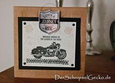 derschnipselgecko Stampin'Up! One Wild Ride Motorrad Männerkarte Geburtstag Mann  http://dini.derschnipselgecko.com/category/meine-kreationen/stampin-up-one-wild-ride/