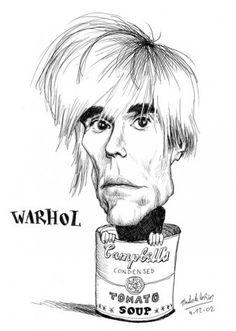 Warhol by Pablo Morales de los Rios
