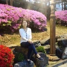 Atardecer en Seúl  Paseo de #reflexión ☺ http://tanyayjavi.com/5v #paseo #atardecer #estilodevida #libertad #primavera #corea #seúl