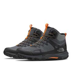 Men's Ultra Fastpack IV Mid FUTURELIGHT™ Shoes   The North Face Mens Hiking Boots, Mens Winter Boots, Men Hiking, Hiking Shoes, Best Trail Running Shoes, Trail Shoes, New Shoes, Men's Shoes, Mens Boots Fashion